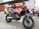 Мотоцикл KTM 640 DUKE