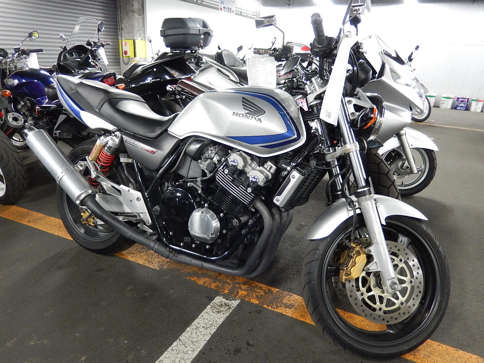 Honda CB 400 vtec технические характеристики