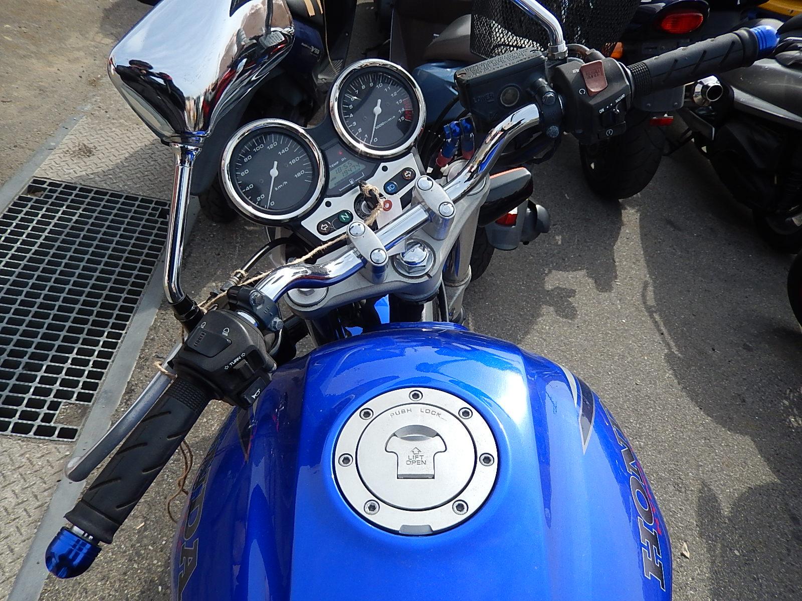 Honda CB400: цена, технические характеристики, фото...