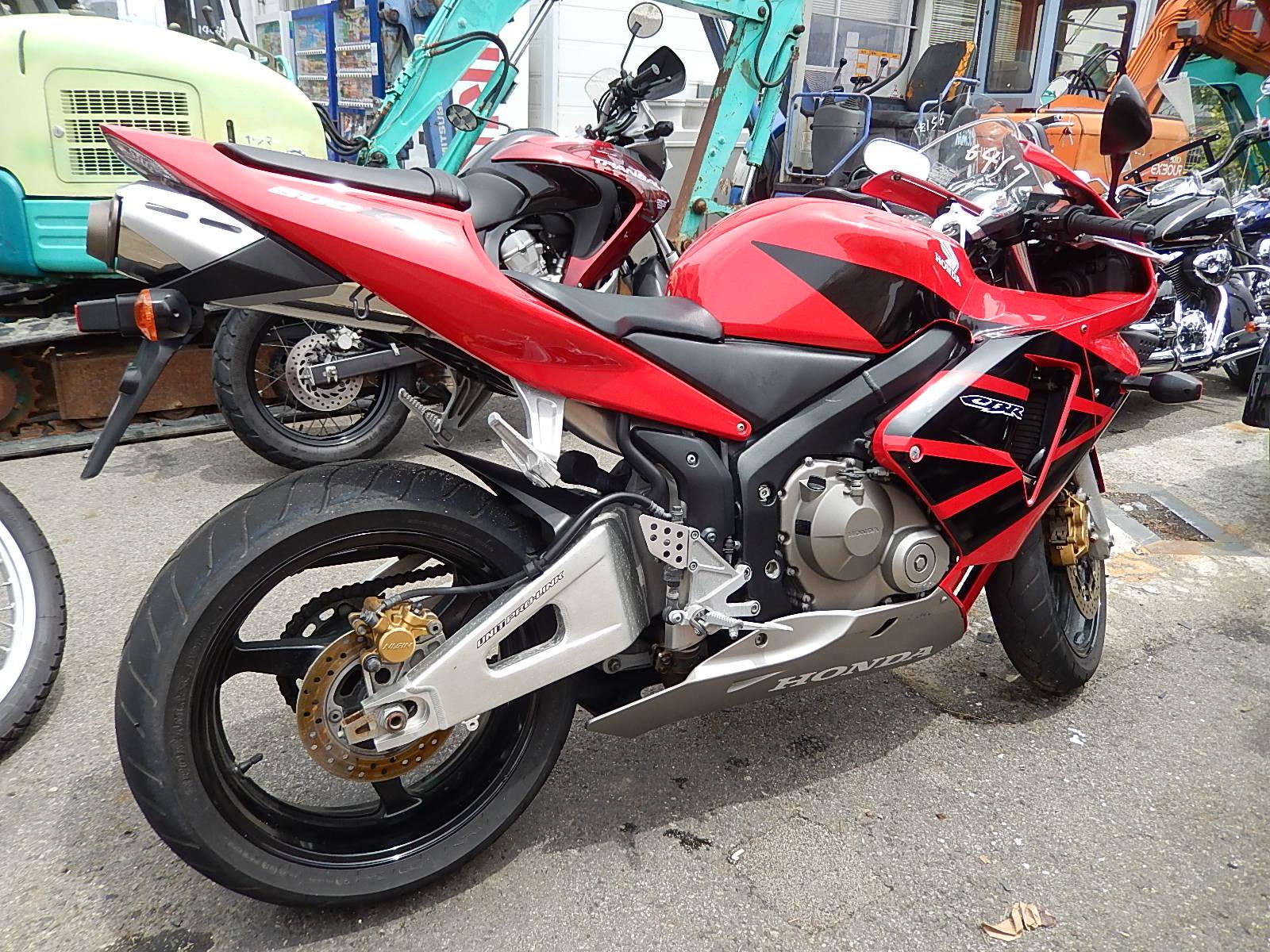 Рр на японский мотоцикл