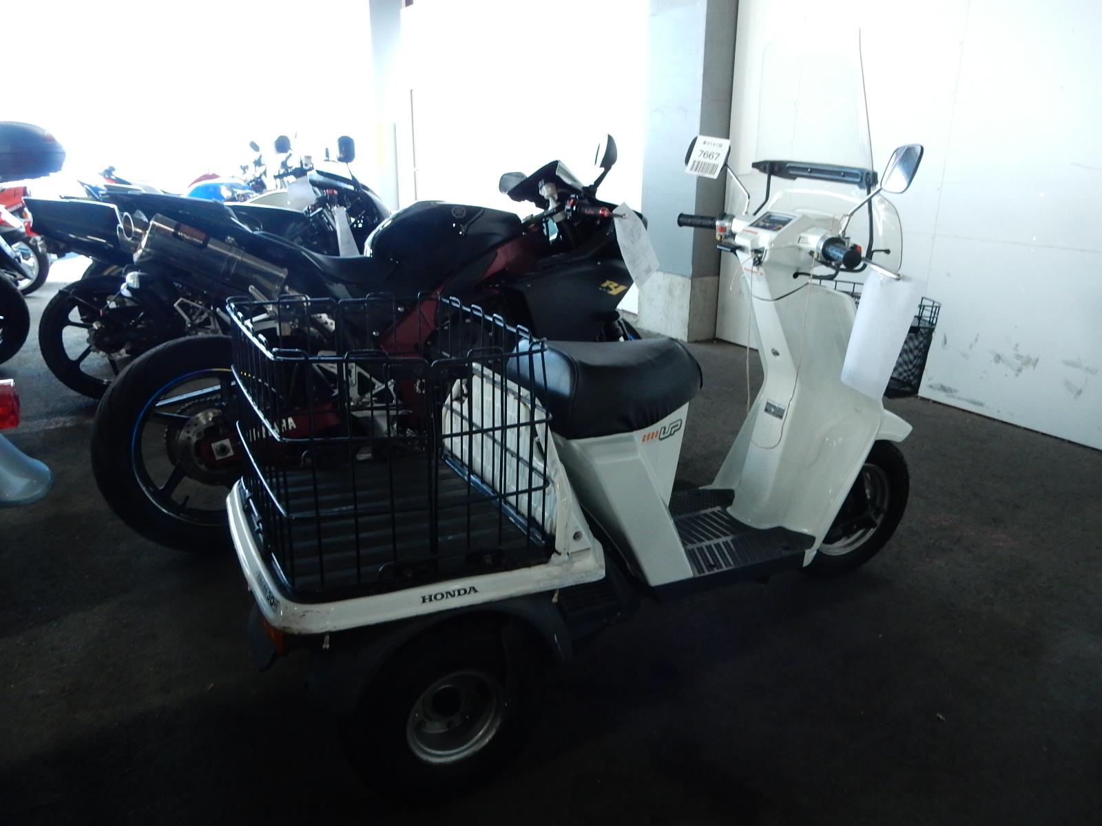 грузовые Скутеры Honda gyro #7