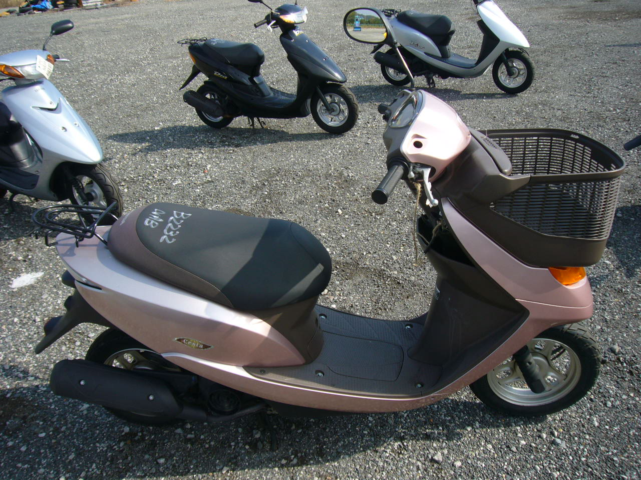 Купить скутер Honda Motor (Хонда Мотор) - мопеды: Dio ...