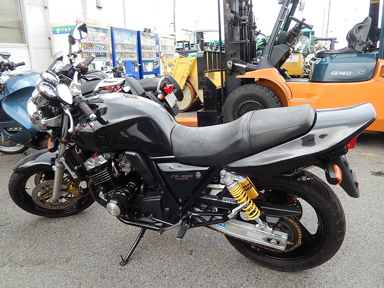 Honda CB 400 купить из японии #10